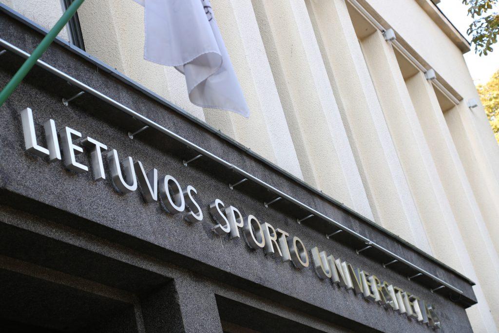 Lietuvos Sporto Universitetas Lsu Yra