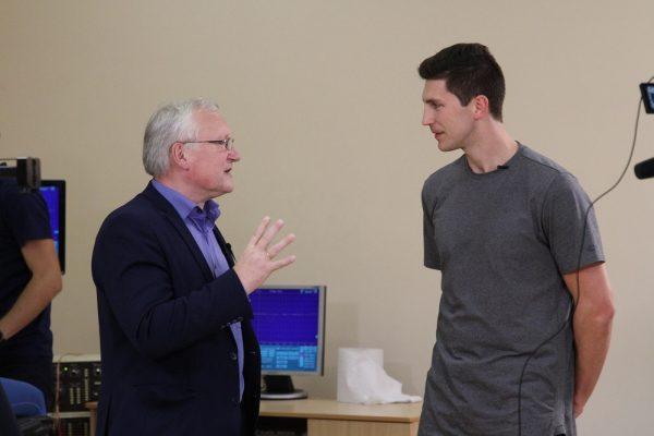 Prof. Albertas Skurvydas laidoje Į Sveikatą3