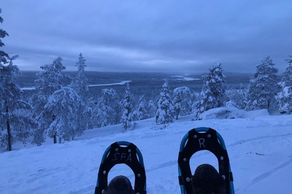 pramogos Laplandijoje