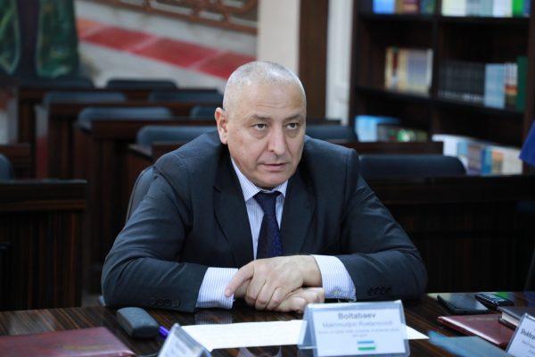 Boltabaev